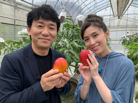 青木定治・テレビ朝日「ごはんジャパン」出演のお知らせ