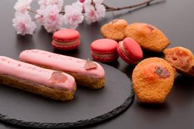 桜の季節到来!桜を使ったお菓子が今年も登場