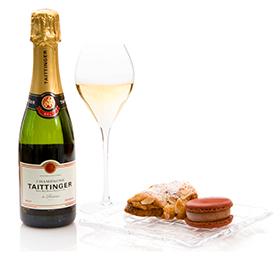 ディナー前にサロンで一杯!シャンパーニュが楽しめる「ソワレ テタンジェ」