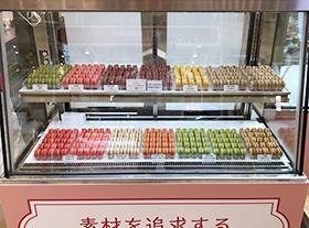 本日より「阪急ケーキショー」にサダハルアオキ出店中!