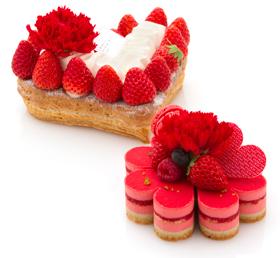 母の日限定ケーキのご予約受付開始!