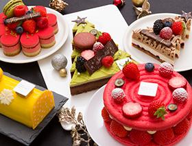 10月15日よりクリスマスケーキのご予約受付開始!